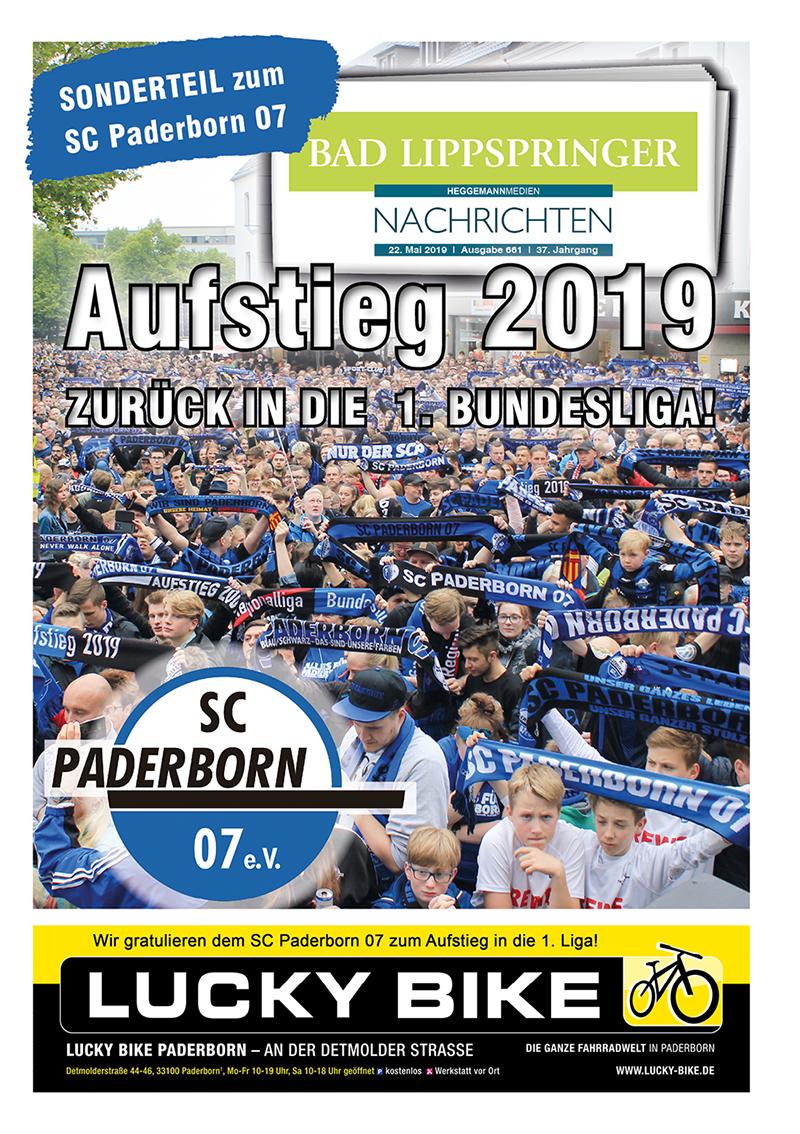 Bad Lippspringer Nachrichten 661 vom 22.05.2019