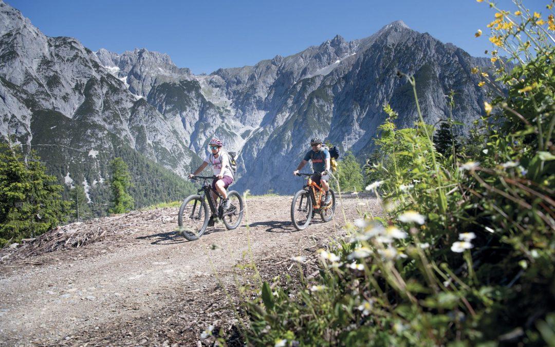 Ankommen, aussteigen und durchatmen: Der Bergsommer im Herzen Tirols
