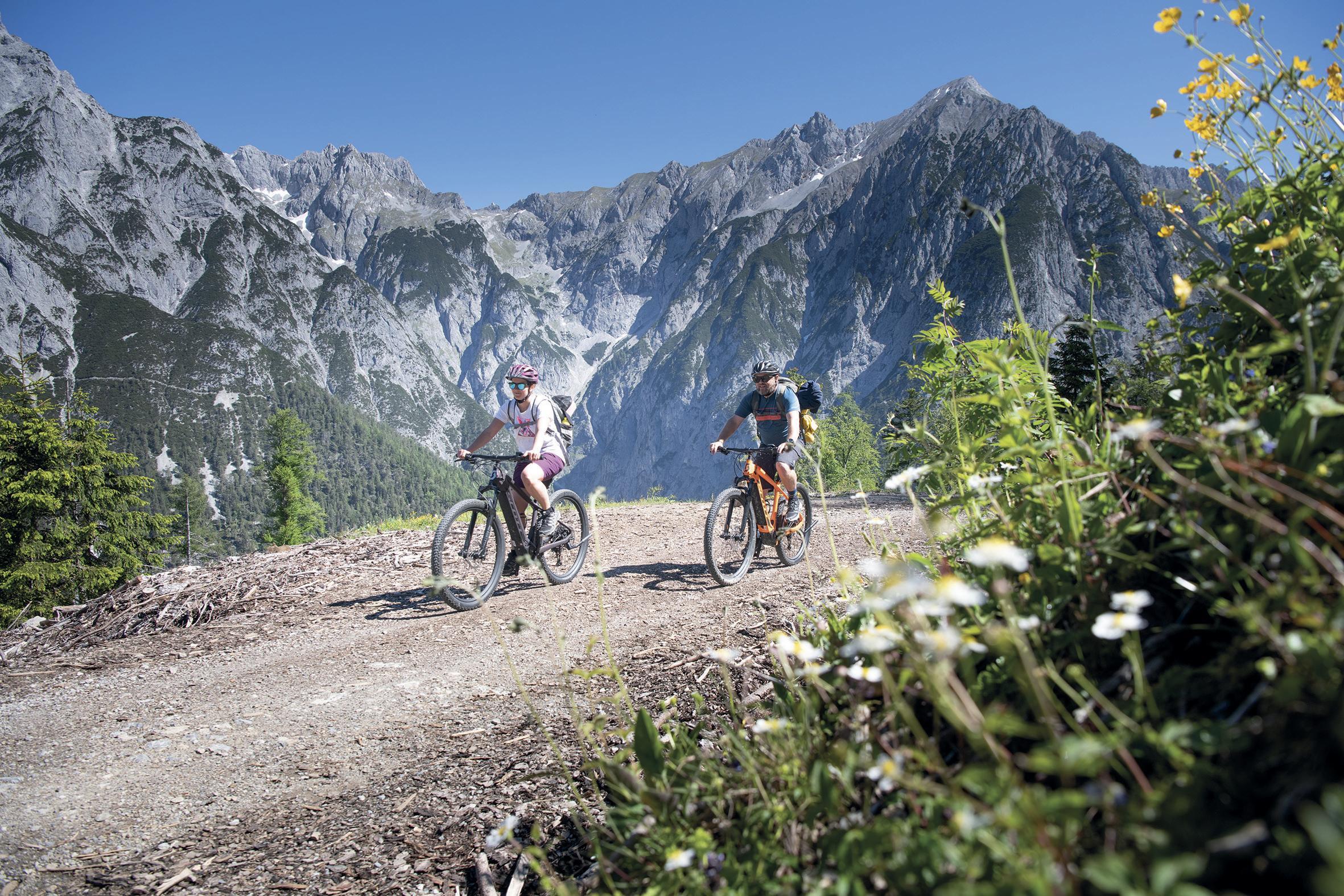 Der Bergsommer im Herzen Tirols