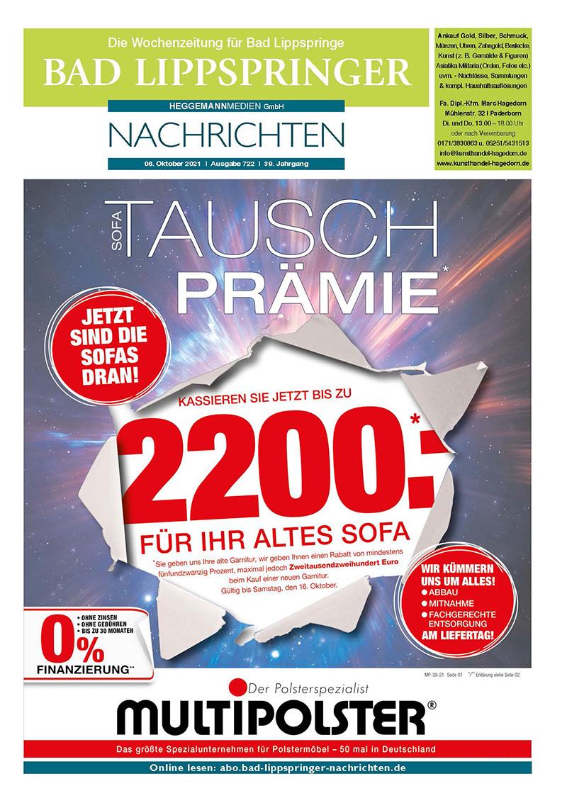 Bad Lippspringer Nachrichten Ausgabe 723